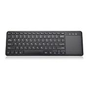 economico -Tastiera wireless da 2,4 g con touchpad Tastiera da ufficio ultrasottile o mouse per tastiera wireless per laptop a08
