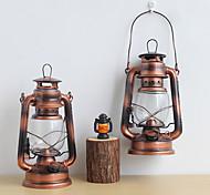 abordables -nostalgique style ancien rétro décoration lampe à pétrole lanterne décoration de la maison décoration atmosphère scène