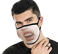 abordables -10 pièces masques d'anime anti-poussière décoration drôle nouvelle personnalité créative masques d'émoticônes chaudes drôles
