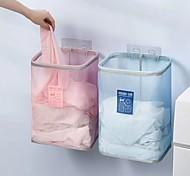 economico -Strumenti Semplice / Lavabile / Auto-adesivo Contemporaneo moderno Altro Materiale 1 pc organizzazione del bagno