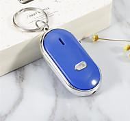 economico -1 pz led anti-perso key finder trova locator portachiavi portachiavi fischio beep controllo del suono durevole auto car styling accessori per auto