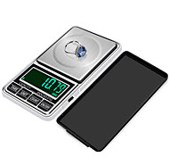 economico -Mini scala di gioielli USB di ricarica tascabile bilance digitali 100g / 200g / 300g / 500g 0.01g bilancia elettronica di precisione lcd bilancia bilance di pesatura - aliexpress