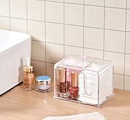 economico -Conservazione cosmetici / Borsa per cosmetica Contenitore / Multiuso / Riutilizzabili Contemporaneo moderno Acrilico 1 pc organizzazione del bagno