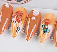 abordables -non. 9 vraie fleur fleur séchée matériel tournesol fleur immortelle petite marguerite bleue enchanteresse époxy vraie fleur séchée bricolage nail art