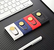 abordables -Accroche Support Téléphone Lit Bureau Téléphone Portable Support Ajustable Rotation à 360 ° Type de gravité Ajustable Rotation 360 ° ABS Accessoire de Téléphone