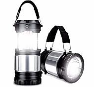 abordables -Lanterne portable led lampe lumière camping en plein air lumières lampe de poche rechargeable torche pour camping randonnée tente nous plug