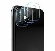 economico -per iphone 11 proteggi obiettivo per fotocamera da 6,1 pollici, pellicola protettiva per pellicola in vetro temperato ultra sottile per iphone 11 2019 nuovo, antigraffio, alta definizione (4 pezzi)