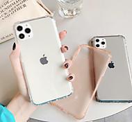 economico -Custodia Per Apple iPhone 11 / iPhone 11 Pro / iPhone 11 Pro Max Resistente agli urti Per retro Transparente TPU