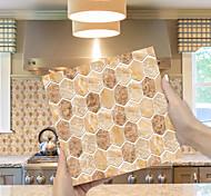 abordables -imitation époxy carrelage autocollant lait café cristal mosaïque mur autocollant maison rénovation bricolage auto-adhésif pvc papier peint peinture cuisine étanche et étanche à l'huile mur autocollant