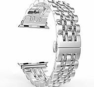 economico -cinturino orologio apple in acciaio inossidabile per 38mm 40mm 42mm 44mm, cinturino in metallo con fibbia a farfalla iwatch per donna uomo serie 4/3/2/1 (multicolore), 001,38 / 40mm