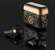 abordables -LITBest 36 Écouteurs sans fil TWS Casques oreillette bluetooth Bluetooth5.0 Stéréo Avec Micro Avec contrôle du volume Avec boîte de recharge Couplage automatique pour Sport Fitness