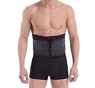 abordables -taille-taille de sauna, entraîneur de taille large pour hommes, ceinture anti-transpiration avec sangles de pression réglables, ceinture d'épissage de mouvement en néoprène pour perte de poids (L