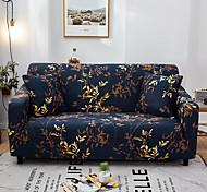economico -stampa foglia copridivano 1 pezzo copridivano copridivano fodera per mobili fodera morbida elasticizzata tessuto jacquard in spandex vestibilità eccellente per divano 1 ~ 4 cuscini e divano a forma