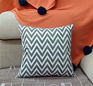 abordables -Housse de coussin coton toile simplicité style serviette brodé taie d'oreiller couverture salon chambre canapé housse de coussin