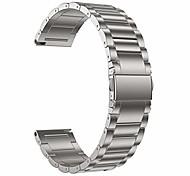 economico -cinturino in titanio compatibile per samsung galaxy watch 3 cinturini 41mm / 42mm, cinturino in metallo titanio 20mm compatibile per samsung galaxy watch active 2 cinturino smartwatch 40mm / 44mm,