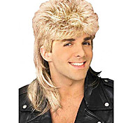 economico -parrucca da discoteca triglia parrucca da discoteca anni '70 alla moda anni '80.