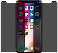 economico -[Confezione da 2] pellicola protettiva per schermo privacy per iphone x, pellicola proteggi schermo in vetro temperato per privacy anti-spia antideflagrante per apple iphone x (privacy iphone x)