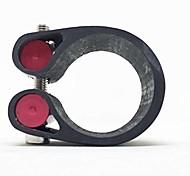 economico -morsetto reggisella in fibra di carbonio per reggisella da 30,8 mm / 31,6 mm / 27,2 mm altezza 19 mm (27,2 mm)