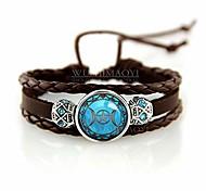 abordables -bracelet de déesse de lune triple bijoux de déesse de lune bracelet wiccan bracelet de charme de lune