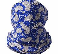 economico -sciarpa bandana maschera senza cuciture - bandane per donne e uomini, maschere scaldacollo grigio blu