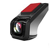 economico -HP HD Automobile DVR 170 Gradi Angolo ampio Dash Cam con ADAS Registratore per auto