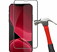 economico -[Confezione da 2] proteggi schermo in vetro temperato con custodia infrangibile a copertura totale per apple iphone 12 pro max (trasparente)