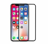 abordables -protecteur d'écran iphone x, protecteur d'écran en verre trempé iphone x avec kit d'installation
