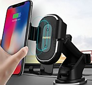 economico -remax rm-c37 caricatore rapido per auto wireless montaggio sensore magnetico morsetto automatico tipo c telefono cellulare supporto per auto caricatore rapido staffa di supporto montata su ventosa