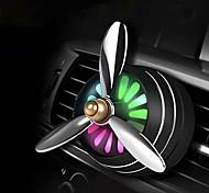 abordables -Purificateurs d'Air de Voiture Normal Parfum de voiture Plastique et métal Fonction aromatique