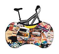abordables -magasin de vélo en jersey couvre-roue de vélo housse de roue de vélo élastique lavable anti-poussière housse de vélo d'intérieur sac de rangement intérieur vélo roue dentée anti-rayures paquet de