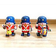economico -Robot Giocattoli carica a molla Macchina Robot Batteria Metallico Ferro Vintage ▾ 1 pcs Per bambini Per adulto Da ragazzo Da ragazza Giocattoli Regalo