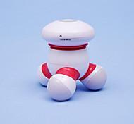 abordables -1 pc mini triangle masseur taille cou vibrateur multifonction électrique cadeau à main