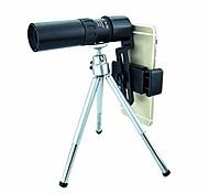 abordables -Télescope monoculaire de vision nocturne 4K 10-300x40mm HD, zoom super téléobjectif portable, observateur de ciel étanche pour les loisirs de plein air de camping pour les
