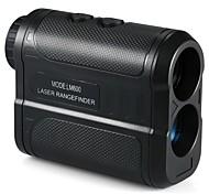 abordables -Télémètre de golf 600m télémètre laser portable extérieur testeur de vitesse télescope monoculaire numérique télémètre télémètre m / yard pour golf chasse ingénierie enquête construction randonnée