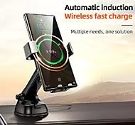 economico -joyroom jr-zs220 caricatore wireless per auto con bloccaggio automatico 15w sensore a infrarossi a carica rapida supporto per telefono per auto supporto per caricabatterie wireless qi per iphone