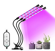 abordables -1pc LED élèvent la lumière 9w 18w 27w 36w minuterie lampe phyto pour plantes à spectre complet boîte de culture lumière USB 5 dimmable pour les semis de plantes d'intérieur LED