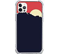economico -Stile cinese Astuccio Per Mela iPhone 12 iPhone 11 iPhone 12 Pro Max Design unico Custodia protettiva e protezione per lo schermo Resistente agli urti Per retro TPU