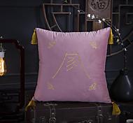 abordables -création originale conception de style chinois ligne d'or broderie taie d'oreiller couverture salon chambre canapé housse de coussin