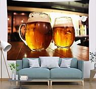 abordables -tapisserie murale art déco couverture rideau pique-nique table tissu suspendu maison chambre salon dortoir décoration polyester fibre nature morte moderne verre à vin