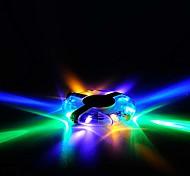 abordables -lumières de roue de vélo à LED lumières de cyclisme imperméables