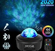 abordables -Lampe Projecteur Etoile Galaxie Projecteur Lumière Télécommandé Projecteur Star Light Télécommande Soirée Mariage Cadeau Plusieurs Couleurs