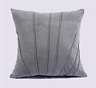 economico -Fodera per cuscino in pelle scamosciata tinta unita fodera per cuscino fodera per divano camera da letto soggiorno fodera per cuscino camera moderna