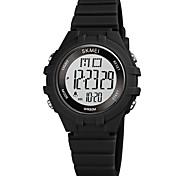 abordables -SKMEI enfants Montre de Sport Digitale Numérique Digitale Numérique Style formel Style moderne Mode Etanche Alarme Calendrier / Un ans / Silikon