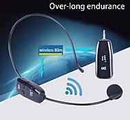 economico -microfono senza fili auricolare microfono per amplificatore vocale altoparlante insegnamento guida turistica