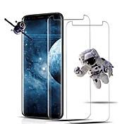 economico -Pellicola salvaschermo trasparente hd 2 pezzi per samsung galaxy s21 ultra s20 plus proteggi schermo in vetro temperato anti-impronta compatibile con galaxy s21 5g / s10 lite / s20 / s9