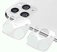 abordables -[Pack de 2 Protecteurs d'écran pour iPhone 11 Pro Max (6.5) / iPhone 11 Pro (5.8) Caméra en Verre Trempé Film de Lentille de Protection Len Protecteur de Caméra en Verre de Protection Arrière Film de
