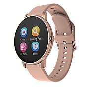 abordables -P8 Smartwatch Montre Connectée pour Android iOS Samsung Apple Xiaomi Bluetooth 1.3 pouce Taille de l'écran IP 67 Niveau imperméable Imperméable Ecran Tactile Moniteur de Fréquence Cardiaque Mesure de