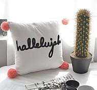 abordables -stéréoscopique simple broderie hortensia taie d'oreiller couverture salon chambre canapé housse de coussin moderne échantillon chambre housse de coussin