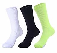 abordables -chaussettes de cyclisme pour hommes et femmes chaussettes de sport avec une bonne compression (couleur mixte 03)