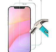 """economico -[Confezione da 2] compatibile con pellicola protettiva in vetro temperato 5g per iphone 12 pro (6,1 """"), pellicola protettiva trasparente ultra hd [durezza 9h] [anti-impronta] [anti-graffio] [senza"""